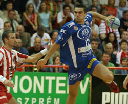 The FYR Macedonian Lazarov will play together with Dzomba again