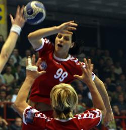 Narcisa Lecusanu believes in the Valcea victory