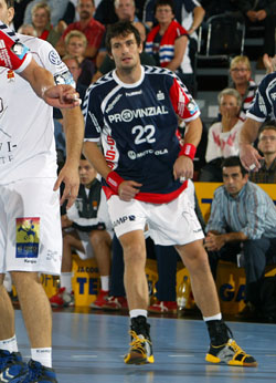 Lijewski arrived to his 250th game in the colours of Flensburg