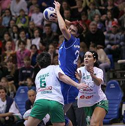 Marennikova played in very good form throughout the season