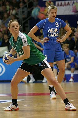 Mikkelsen (in green) scored 13