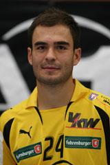 Top scorer of the second leg, Mario Obrad