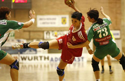 2006/07 Cup Winners' Cup: Valcea knock FTC out