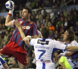 Romero was the most prolific: 8 goals
