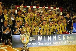 The CL winner Slagelse