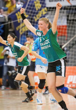 Thomsen is also back: she will be useful in defence