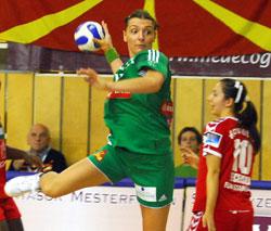Hypo's new player, Tímea Tóth, was top scorer of the tournament