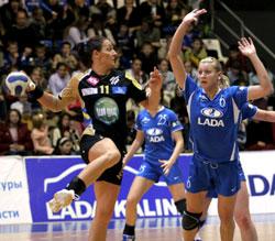 Tóth against Bliznova in Togliatti