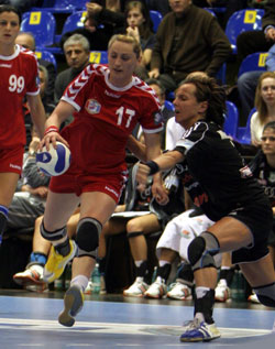 Ramona Maier is a very important player for Valcea