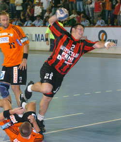 Vardar need to improve after the Schaffhausen game