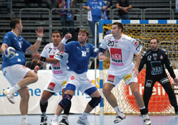 Veszprém started very well, Gummersbach got the two points