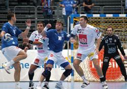 Vfl have beaten Veszprém and Celje at home