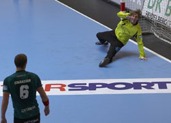 Császár was also injured and it was the end of Viborg's hopes