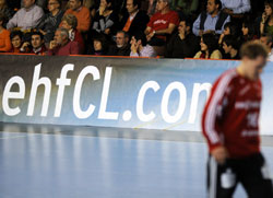 ehfCL.com will start broadcasts on Thursday with the Kiel game