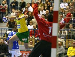 Fazekas against Celje from last year