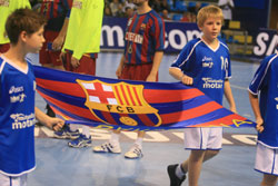 The flag will be in the CL again
