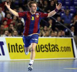 Barcelona and Kiel created a perfect environment