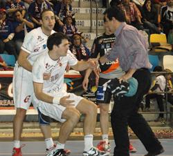 Metlicic injured against Montpellier