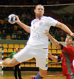 The huge Slovenian can play for Ciudad again