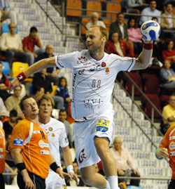 Ciudad were the only successful team in the first round