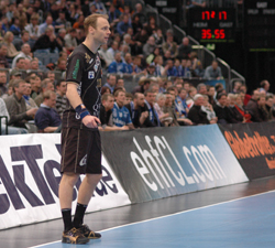 Stefansson did not believe in the victory in Cologne until the final whistle