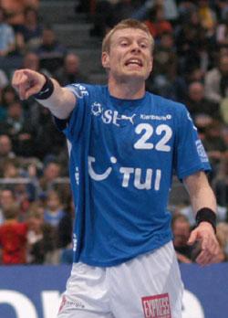 Sigurdsson causes concern for the Gummersbach fans