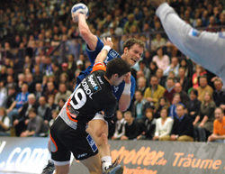 Gummersbach were dominating all the way
