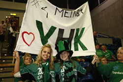 The Viborg fans expect a lot of joy from the team this season