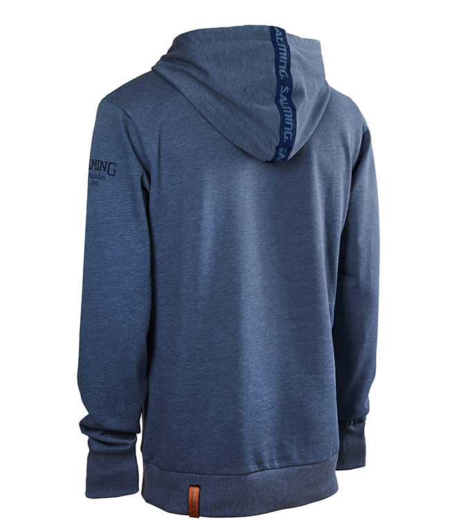 1f9bb23a0 Comfortable hoodie made in a soft cotton polyester blend. Embelished with  EHF Champions League tags.