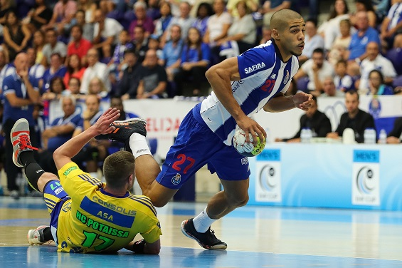 European Handball Federation - Fine finish gives Schaffhausen hope