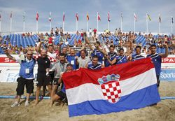 Beach winners - Croatia